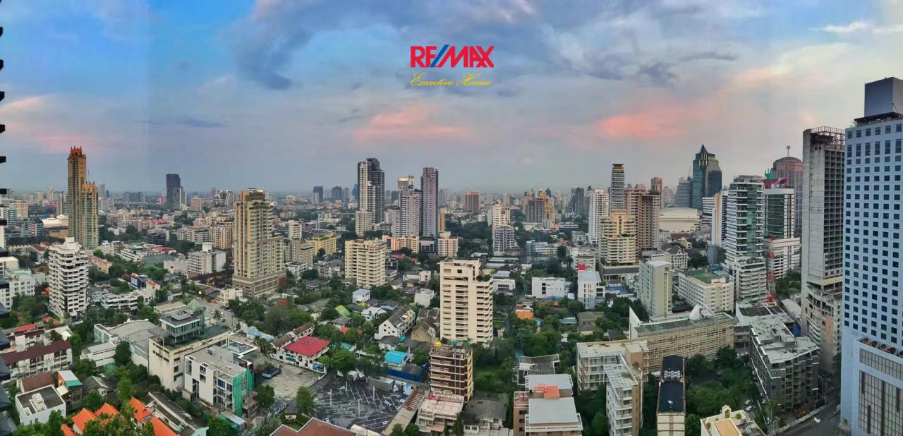 RE/MAX Executive Homes Agency's Nice 1 Bedroom for Rent Edge Sukhumvit 23 7