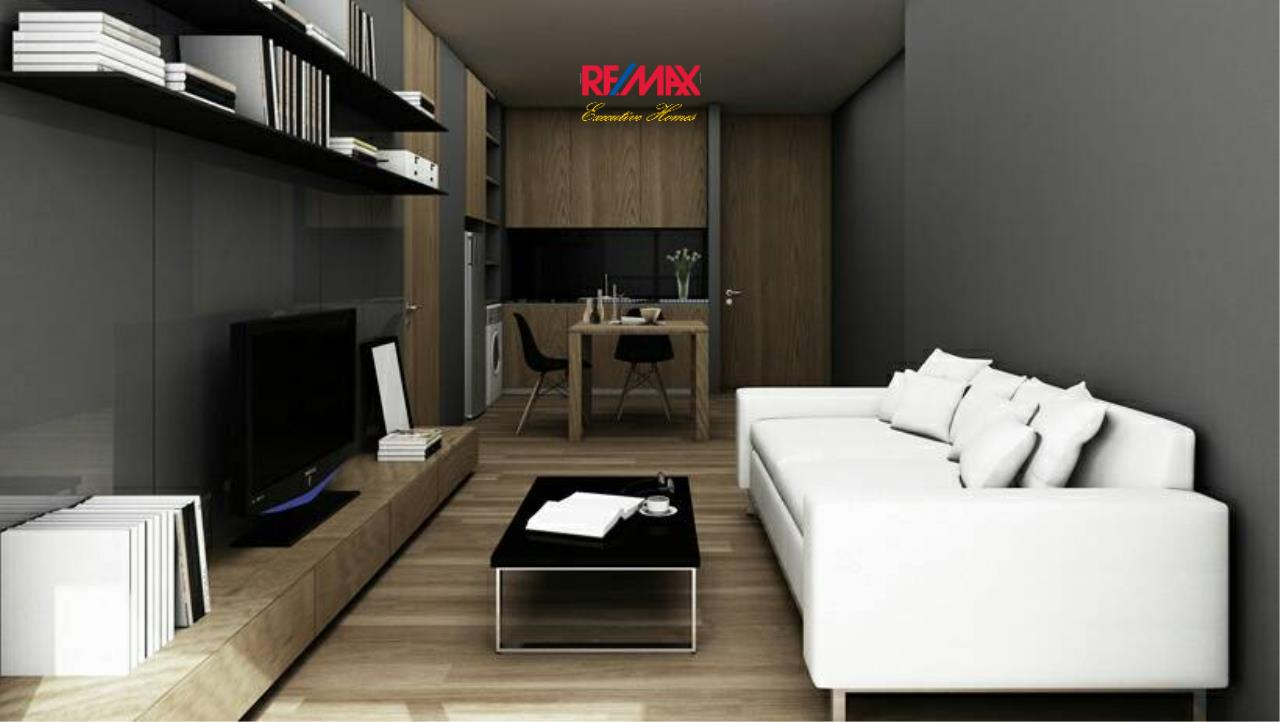 RE/MAX Executive Homes Agency's Nice 2 Bedroom for Sale Noble Revo Silom 1