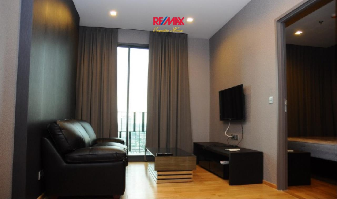 RE/MAX Executive Homes Agency's Lovely 1 Bedroom for Sale with Tenant Keyne by Sansiri 1