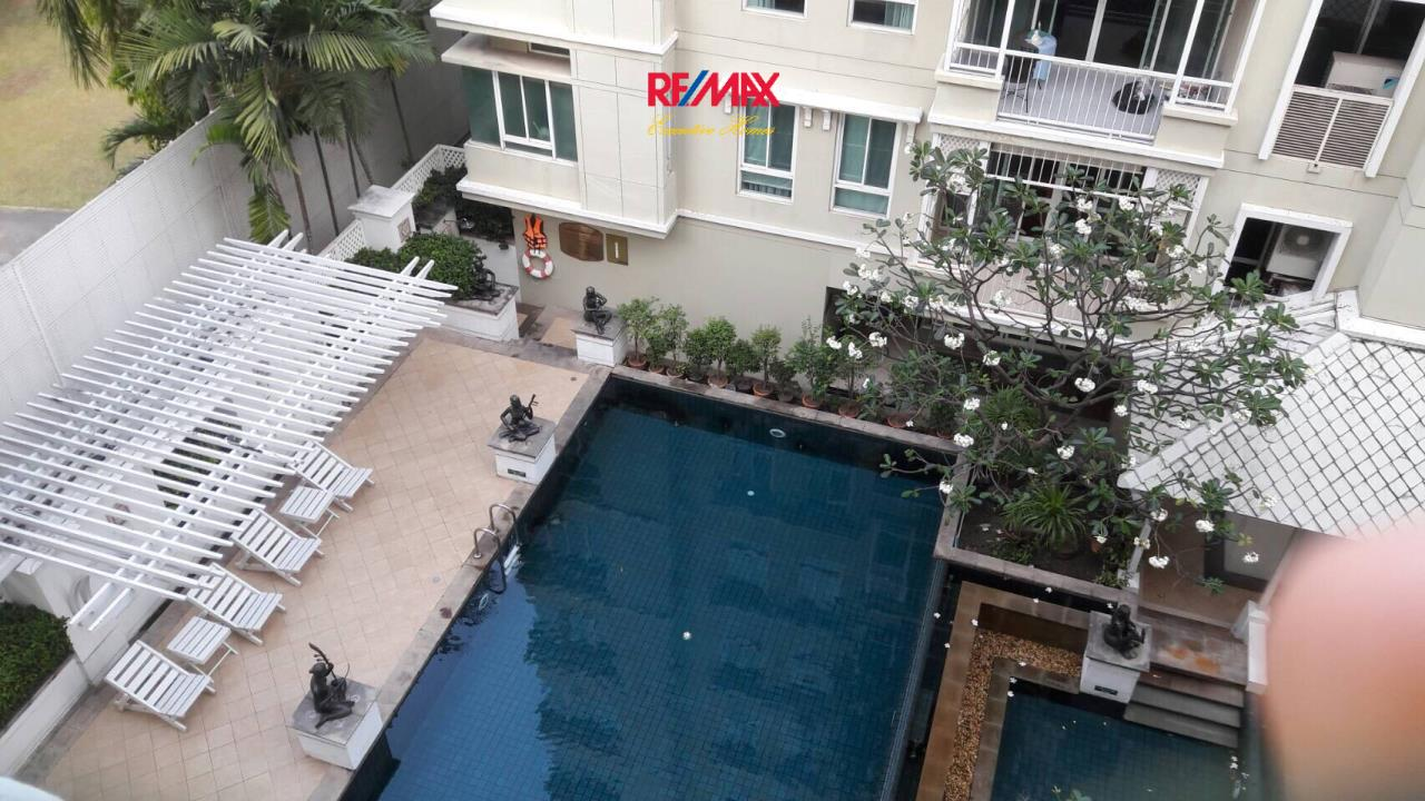RE/MAX Executive Homes Agency's Beautiful 2 Bedroom for Rent The Bangkok 43 6