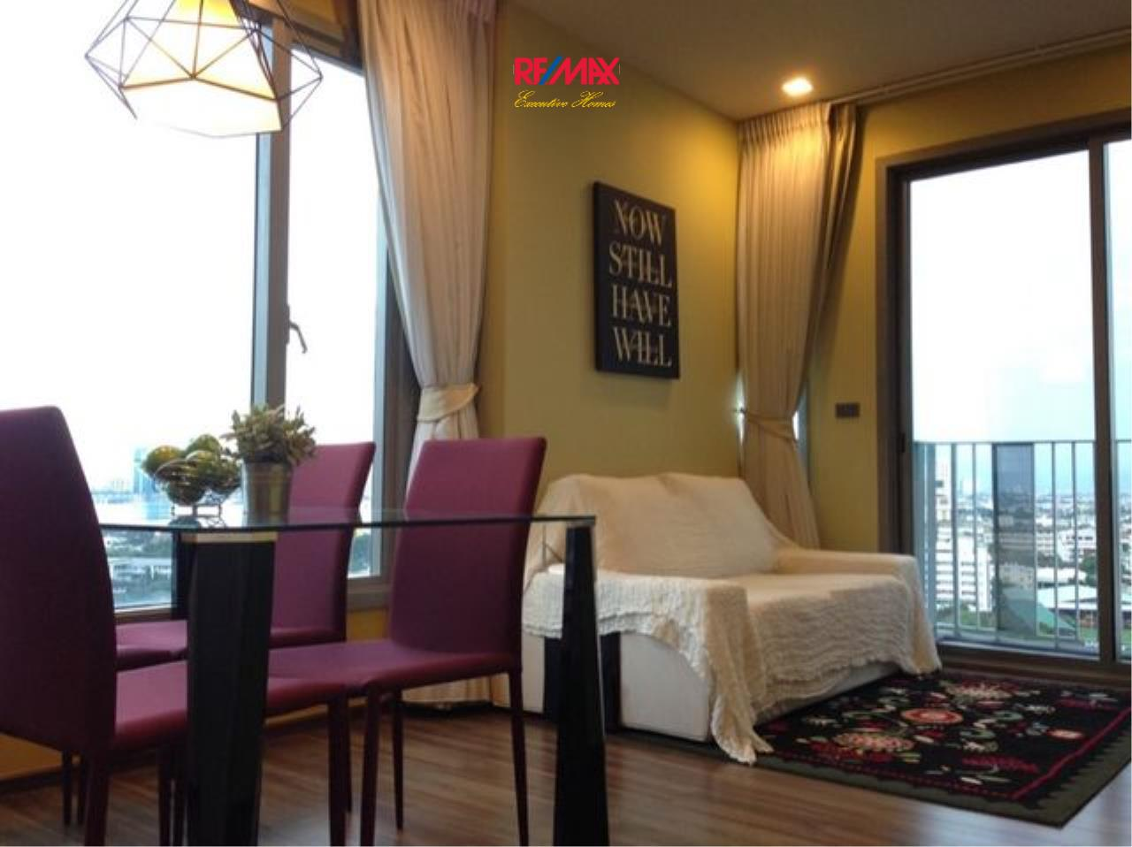 RE/MAX Executive Homes Agency's Lovely 1 Bedroom for Rent Ceil by Sansiri 1