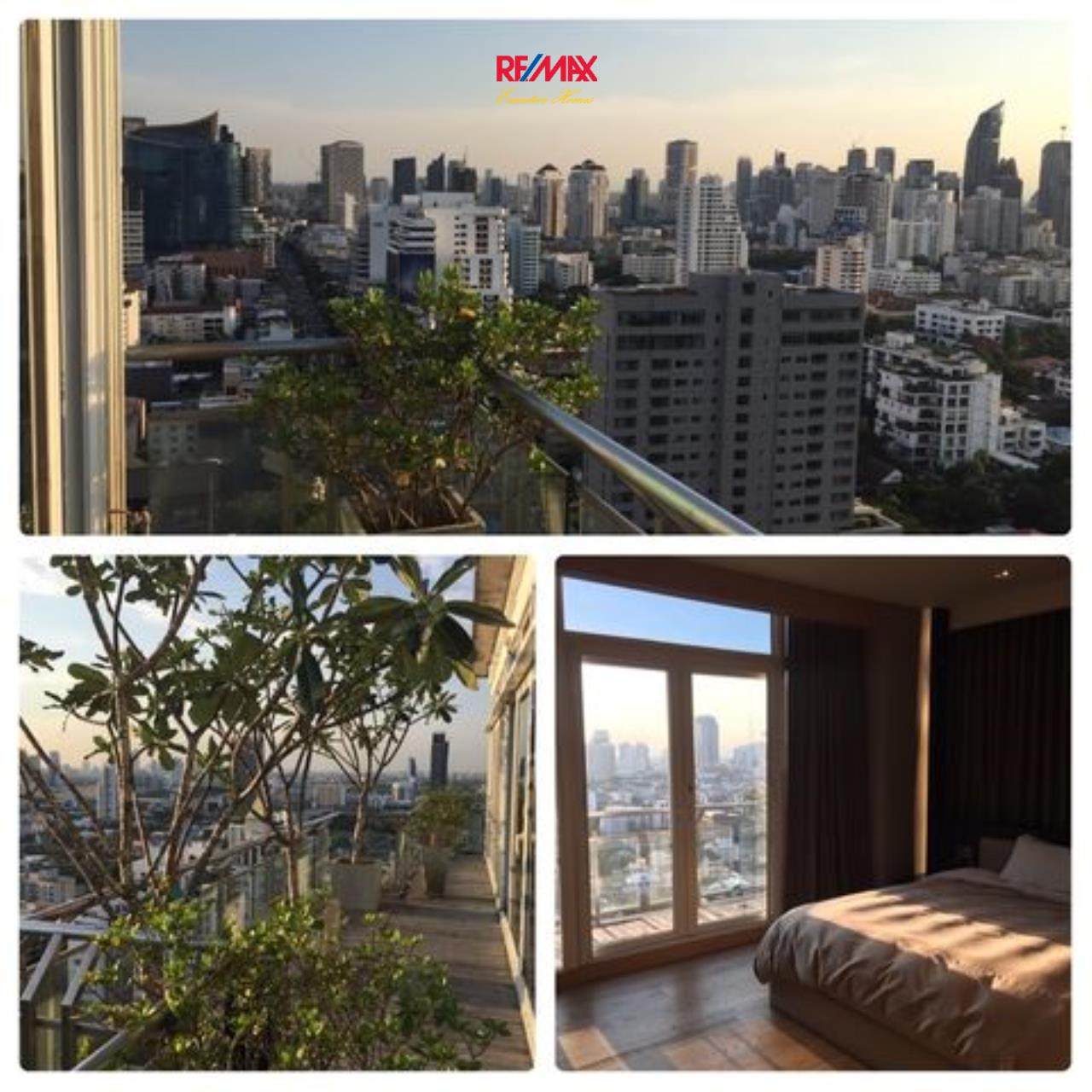RE/MAX Executive Homes Agency's Beautiful 3 Bedroom Penthouse for Sale The Height Thonglor 4