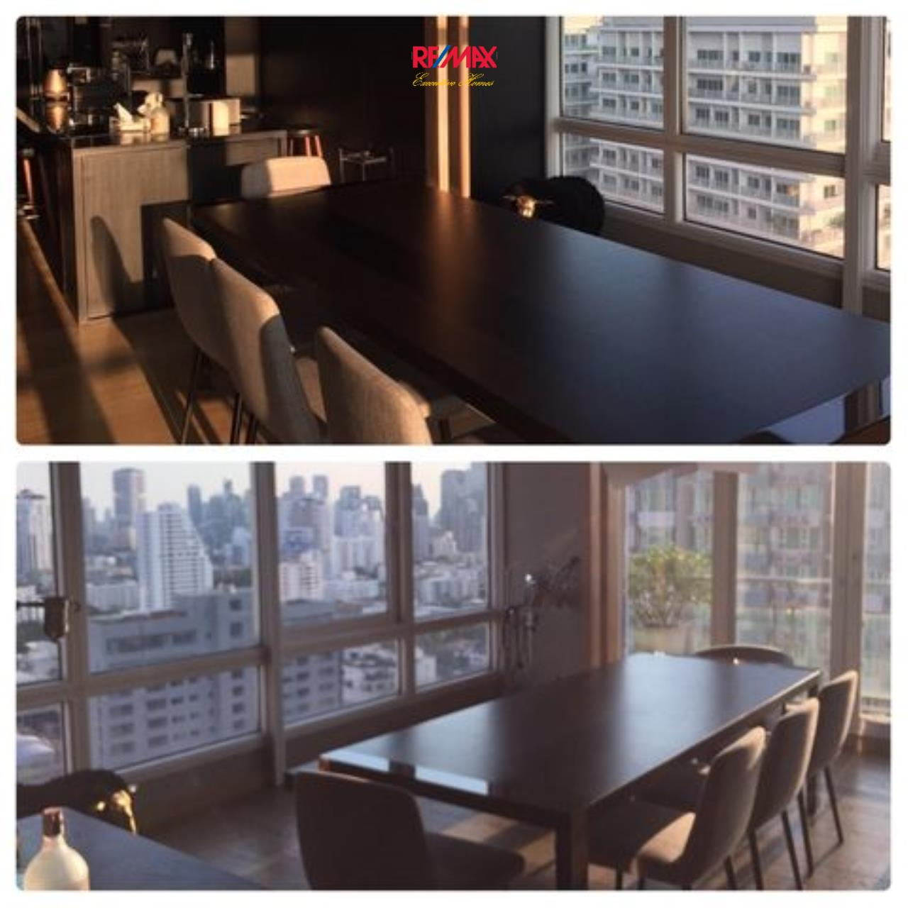 RE/MAX Executive Homes Agency's Beautiful 3 Bedroom Penthouse for Sale The Height Thonglor 5