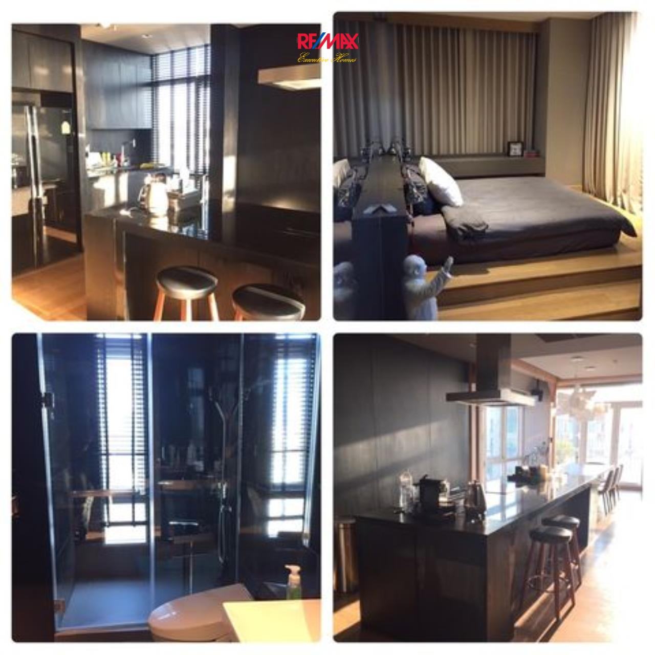 RE/MAX Executive Homes Agency's Beautiful 3 Bedroom Penthouse for Sale The Height Thonglor 3