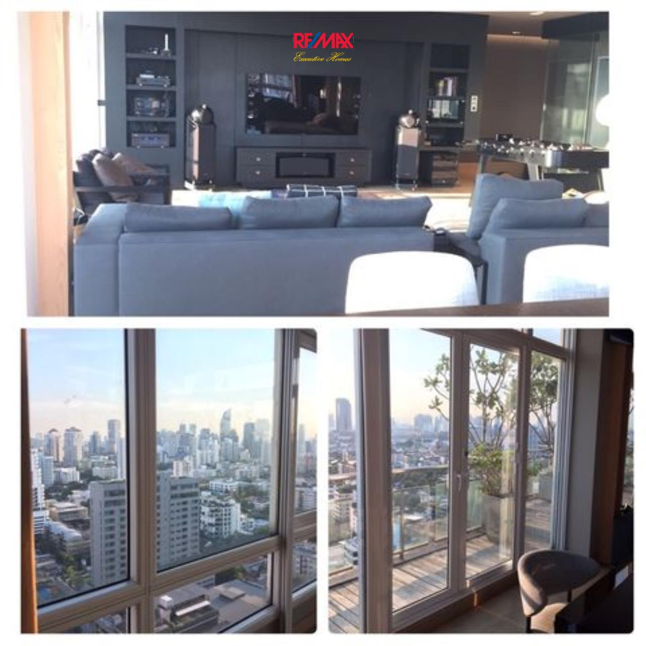 RE/MAX Executive Homes Agency's Beautiful 3 Bedroom Penthouse for Sale The Height Thonglor 2