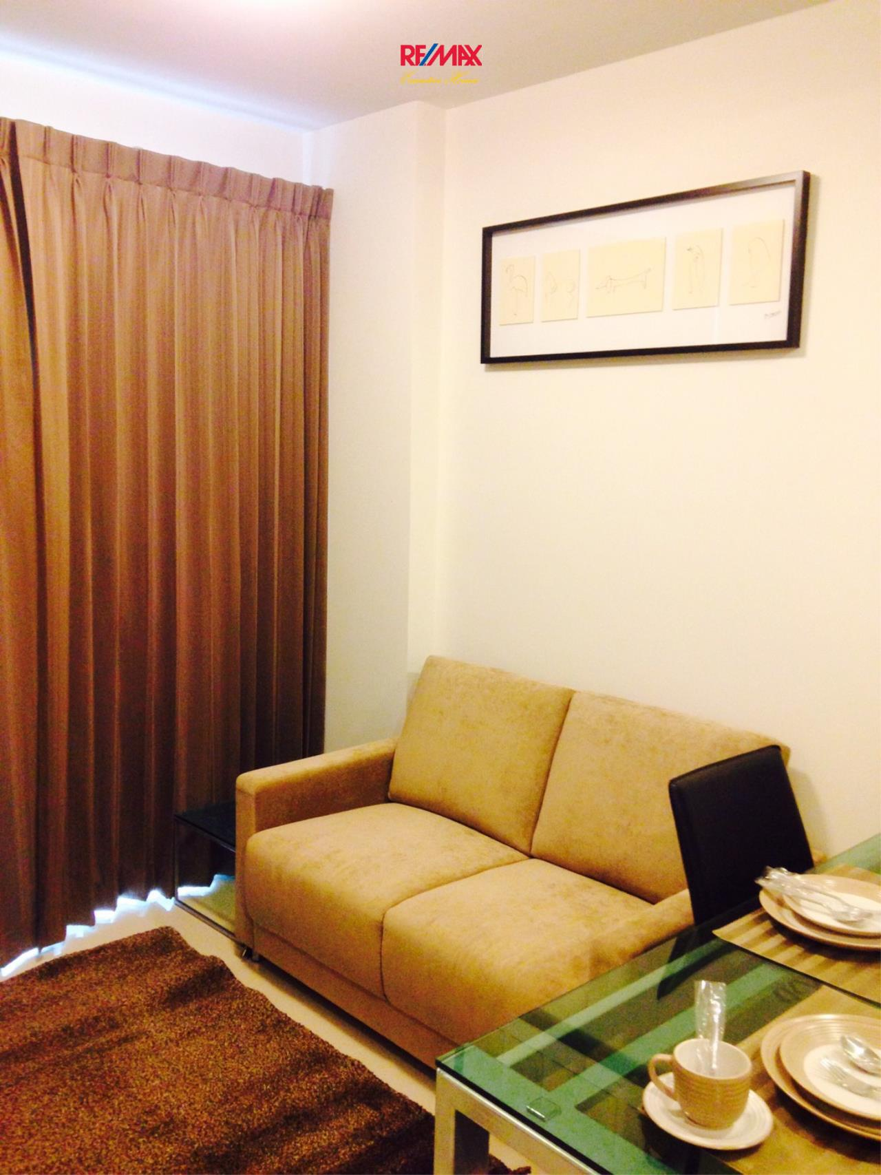 RE/MAX Executive Homes Agency's Cozy 1 Bedroom for Rent Le Cote Thonglor 1