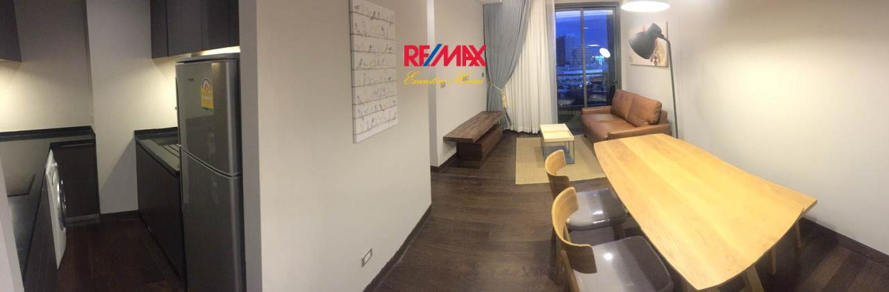 RE/MAX Executive Homes Agency's Cozy 2 Bedroom for Sale with Tenant Lumpini 24 8