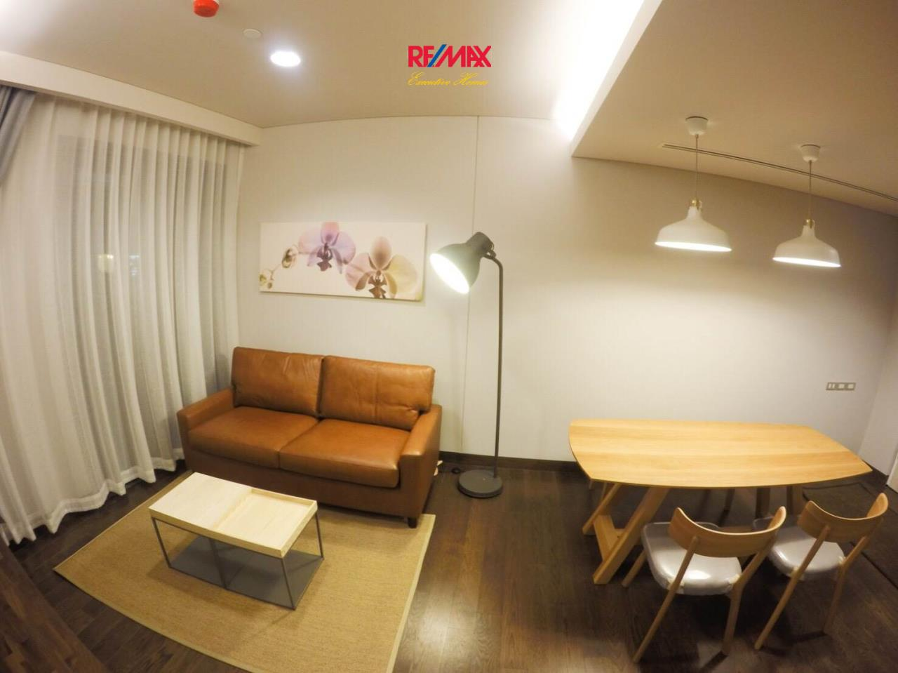 RE/MAX Executive Homes Agency's Cozy 2 Bedroom for Sale with Tenant Lumpini 24 2