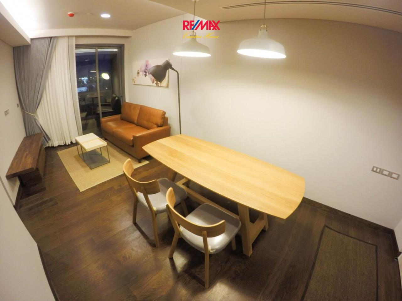 RE/MAX Executive Homes Agency's Cozy 2 Bedroom for Sale with Tenant Lumpini 24 3