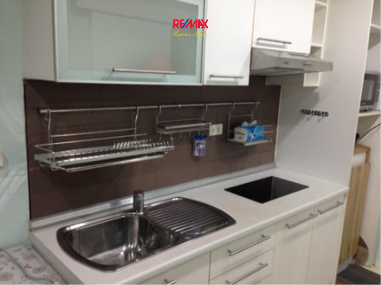 RE/MAX Executive Homes Agency's Nice 1 Bedroom for Rent Grand Park View Asoke 9