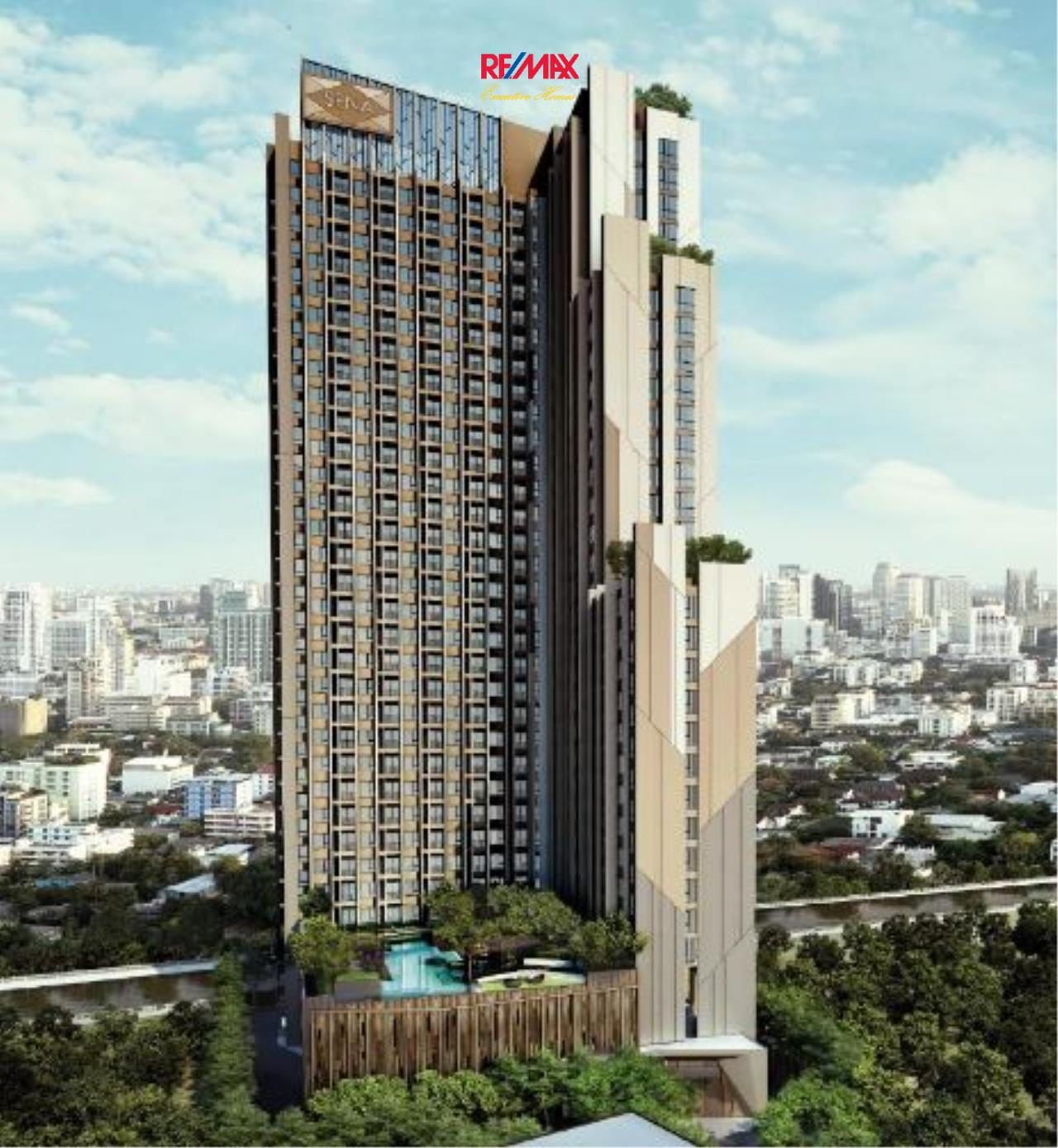 RE/MAX Executive Homes Agency's Off Plan 2 Bedroom for Sale The Niche Pride Thonglor-Petchburi 1