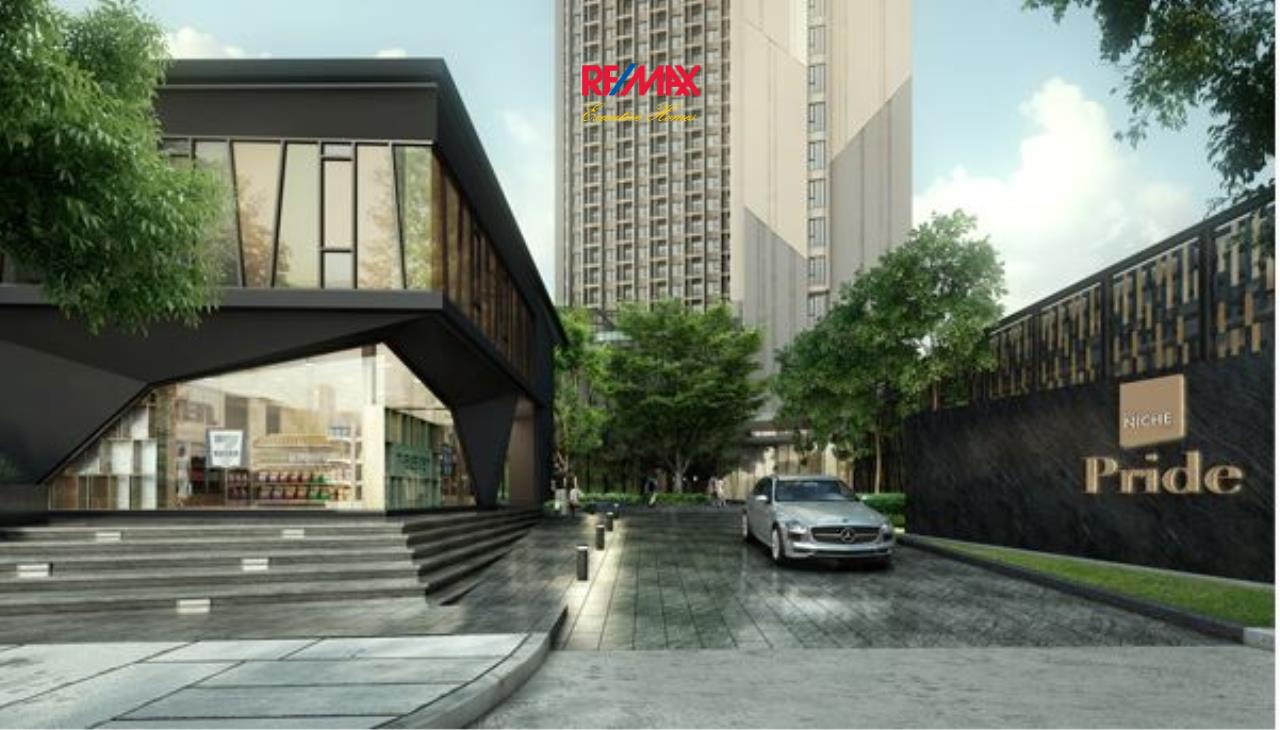RE/MAX Executive Homes Agency's Off Plan 2 Bedroom for Sale The Niche Pride Thonglor-Petchburi 8
