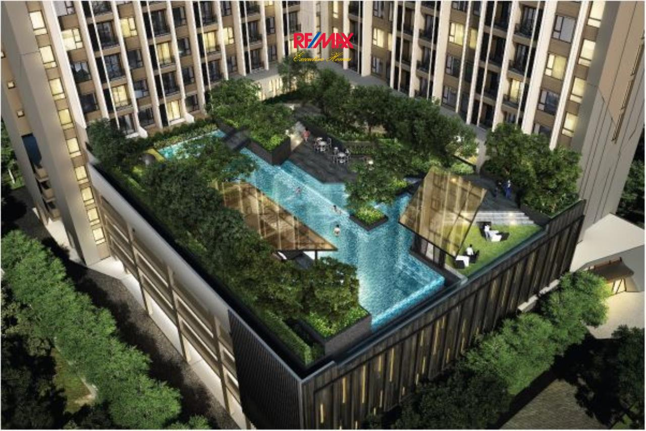 RE/MAX Executive Homes Agency's Off Plan 2 Bedroom for Sale The Niche Pride Thonglor-Petchburi 9