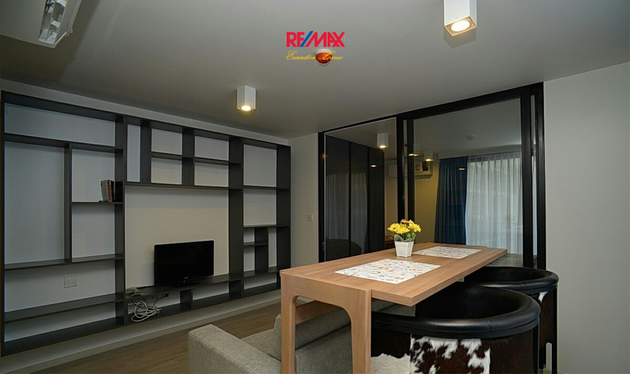 RE/MAX Executive Homes Agency's Lovely 1 Bedroom for Sale with Tenant Maestro 02 Ruamrudee 4