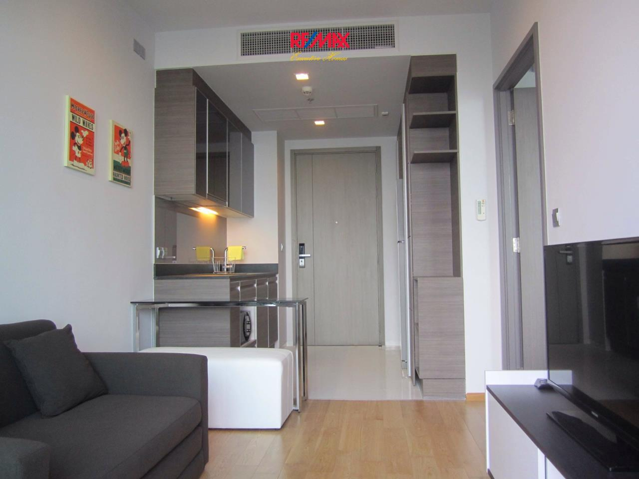 RE/MAX Executive Homes Agency's Cozy 1 Bedroom for Rent Keyne by Sansiri 3