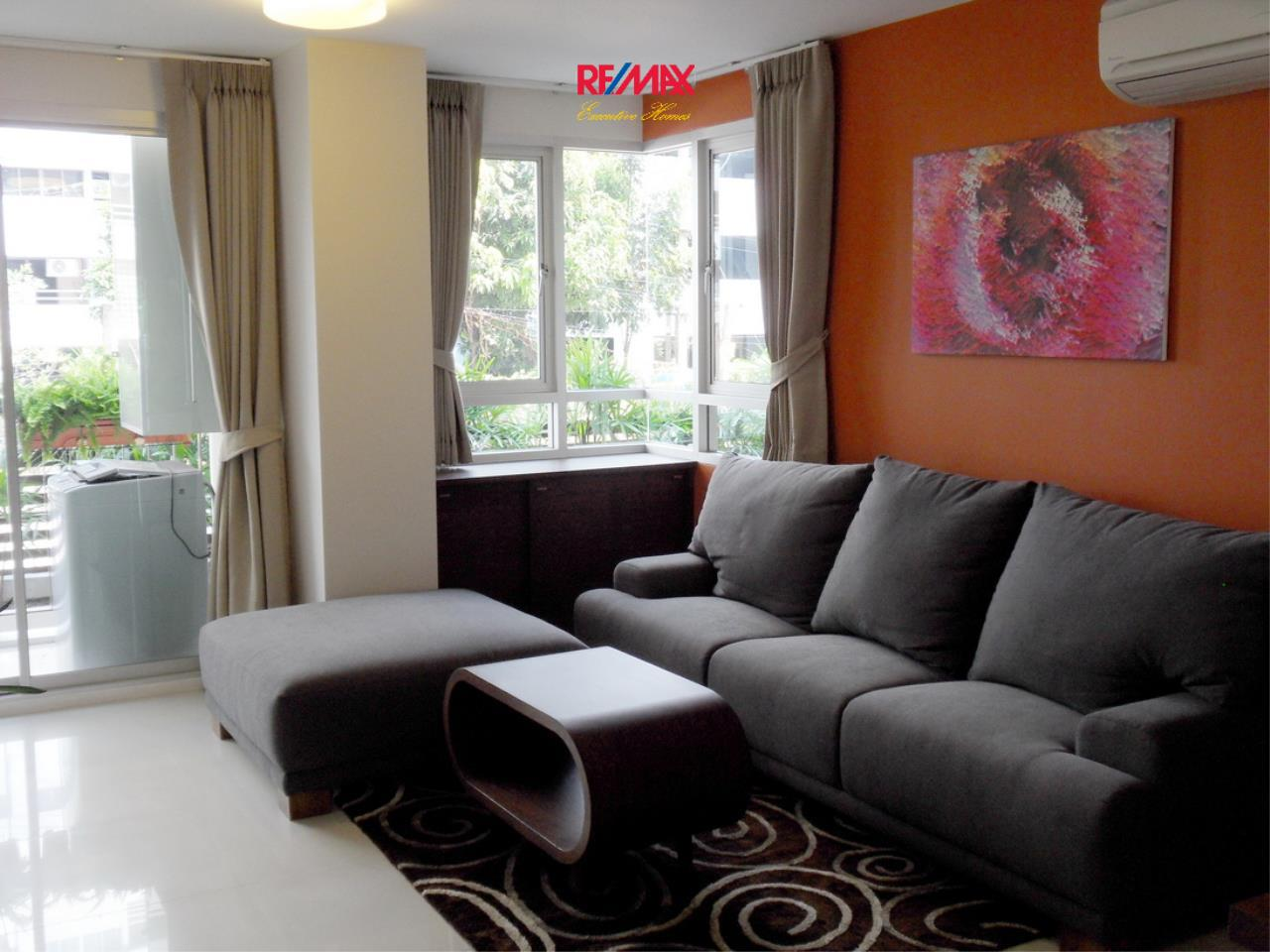 RE/MAX Executive Homes Agency's Nice 1 Bedroom for Rent The Clover Thonglor 5