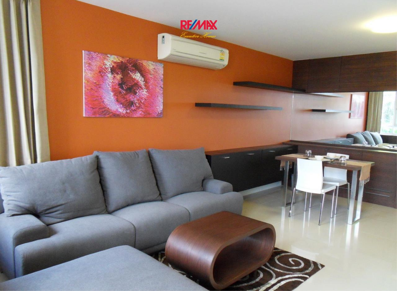 RE/MAX Executive Homes Agency's Nice 1 Bedroom for Rent The Clover Thonglor 4