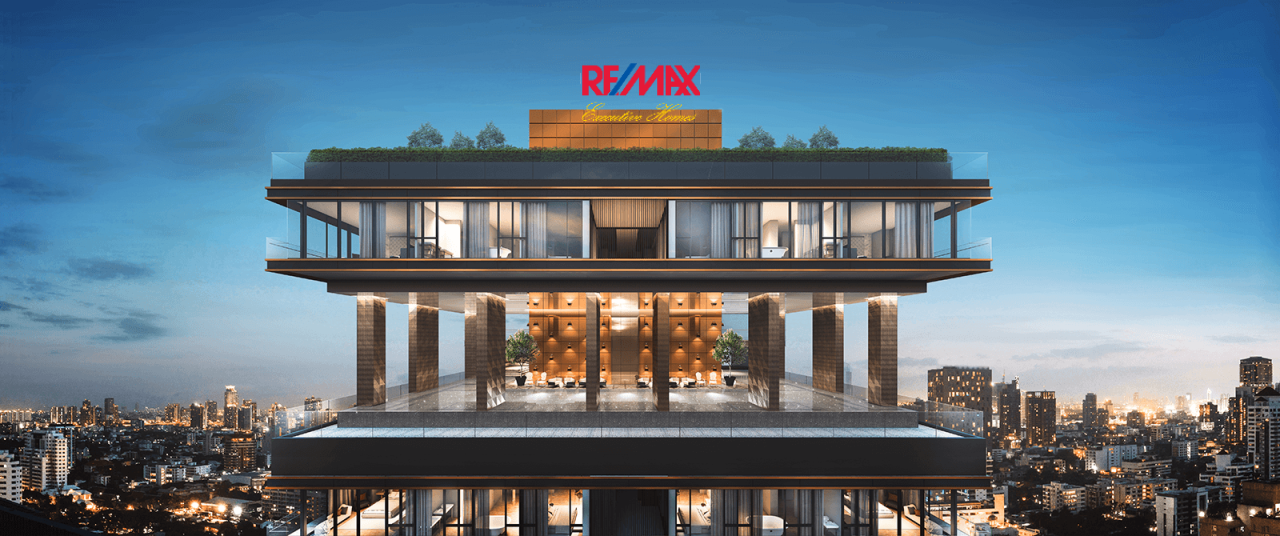 RE/MAX Executive Homes Agency's Off Plan 1 Bedroom for Sale Khun by Yoo 4
