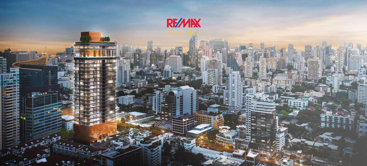 RE/MAX Executive Homes Agency's Off Plan 1 Bedroom for Sale Khun by Yoo 1
