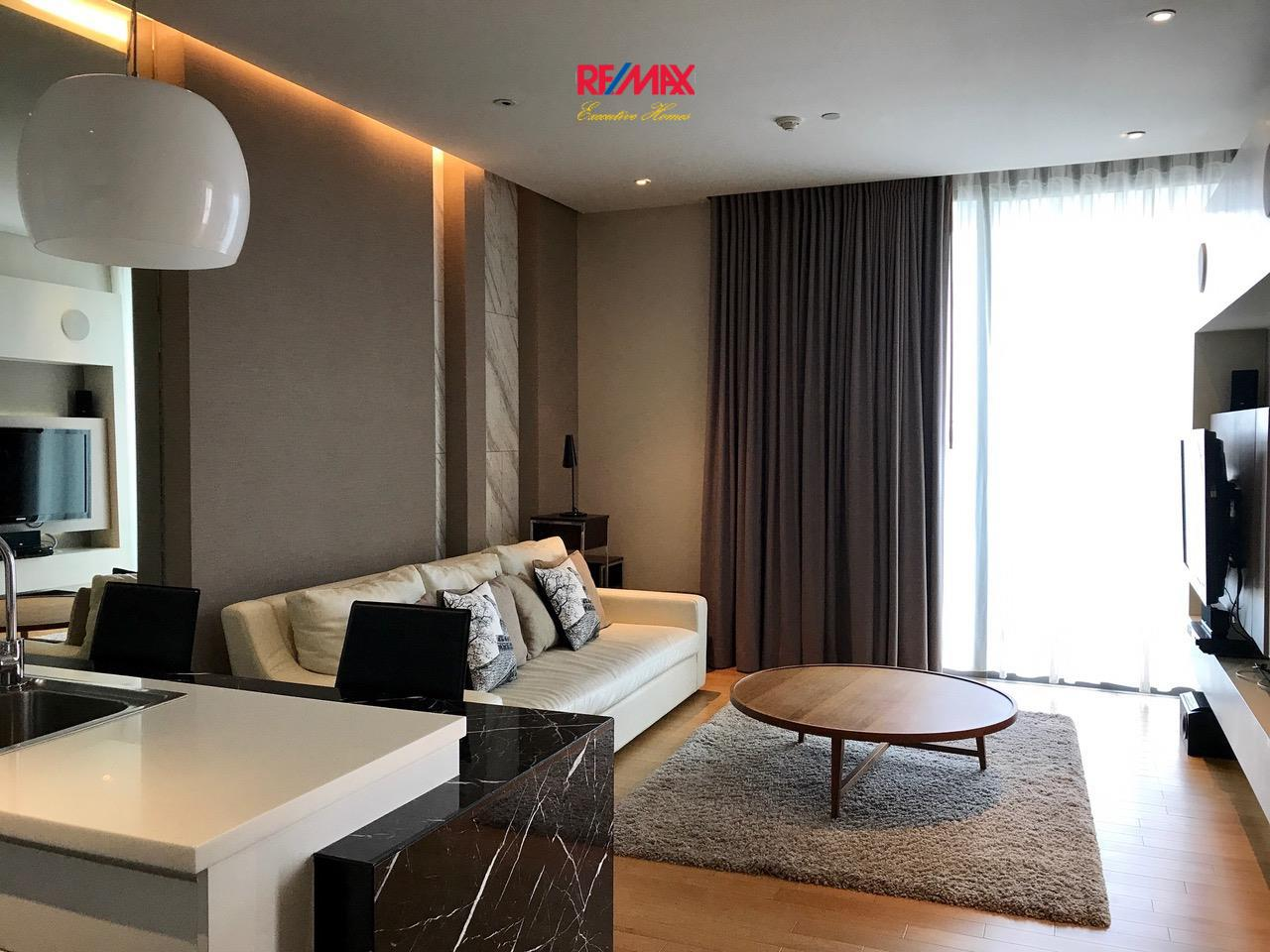 RE/MAX Executive Homes Agency's Beautiful 1 Bedroom for Rent Aequa Sukhumvit 49 2