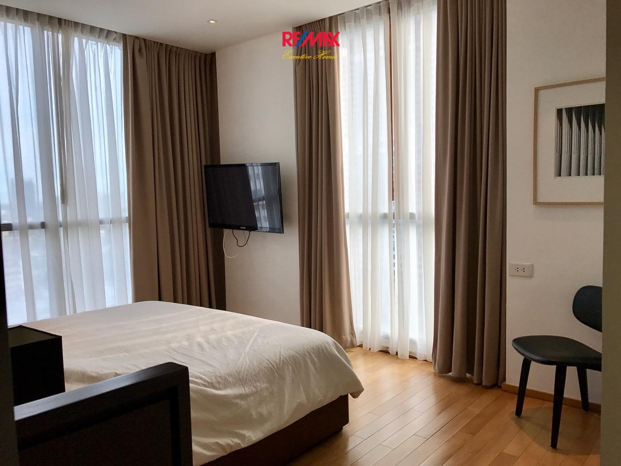RE/MAX Executive Homes Agency's Beautiful 1 Bedroom for Rent Aequa Sukhumvit 49 4