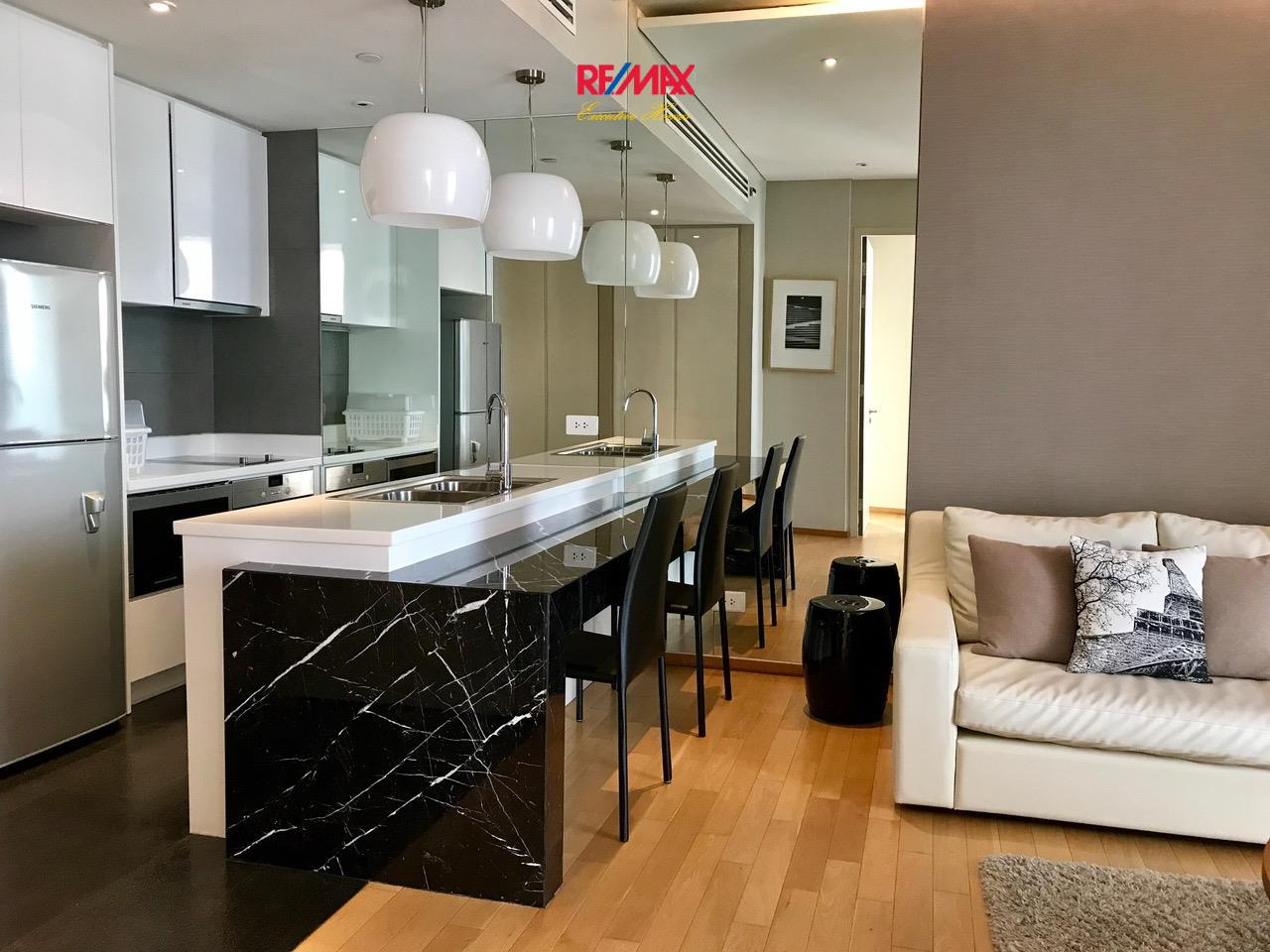 RE/MAX Executive Homes Agency's Beautiful 1 Bedroom for Rent Aequa Sukhumvit 49 6