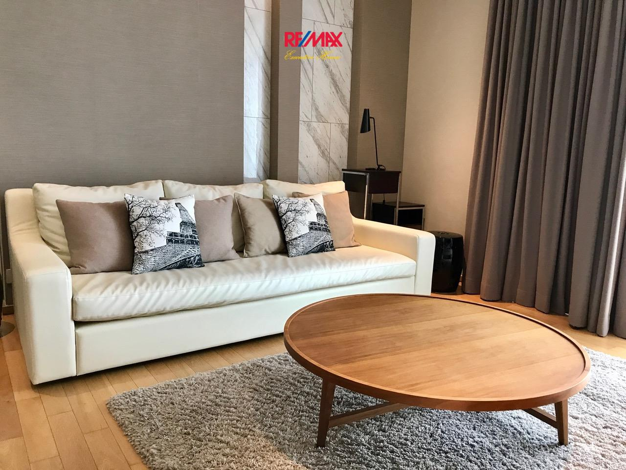 RE/MAX Executive Homes Agency's Beautiful 1 Bedroom for Rent Aequa Sukhumvit 49 1