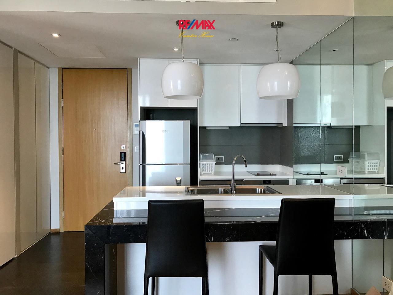 RE/MAX Executive Homes Agency's Beautiful 1 Bedroom for Rent Aequa Sukhumvit 49 7