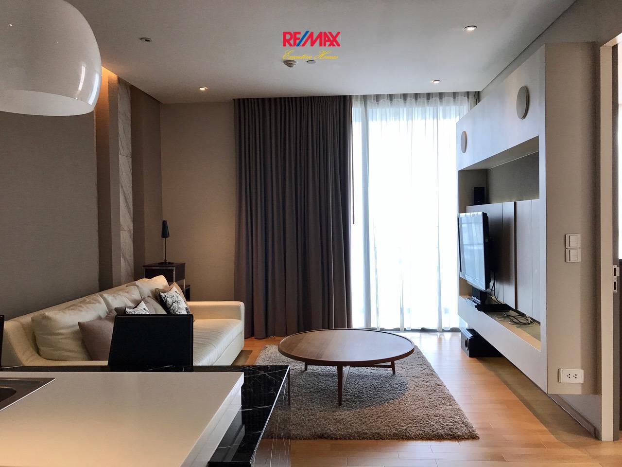 RE/MAX Executive Homes Agency's Beautiful 1 Bedroom for Rent Aequa Sukhumvit 49 3