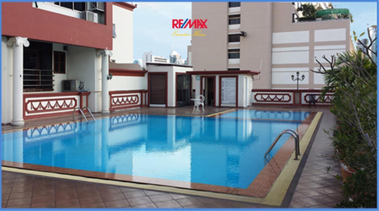 RE/MAX Executive Homes Agency's *EXCLUSIVE* 1 BED CORNER UNIT WITH LARGE BALCONY IN SUKHUMVIT SOI 1. FOR SALE 14