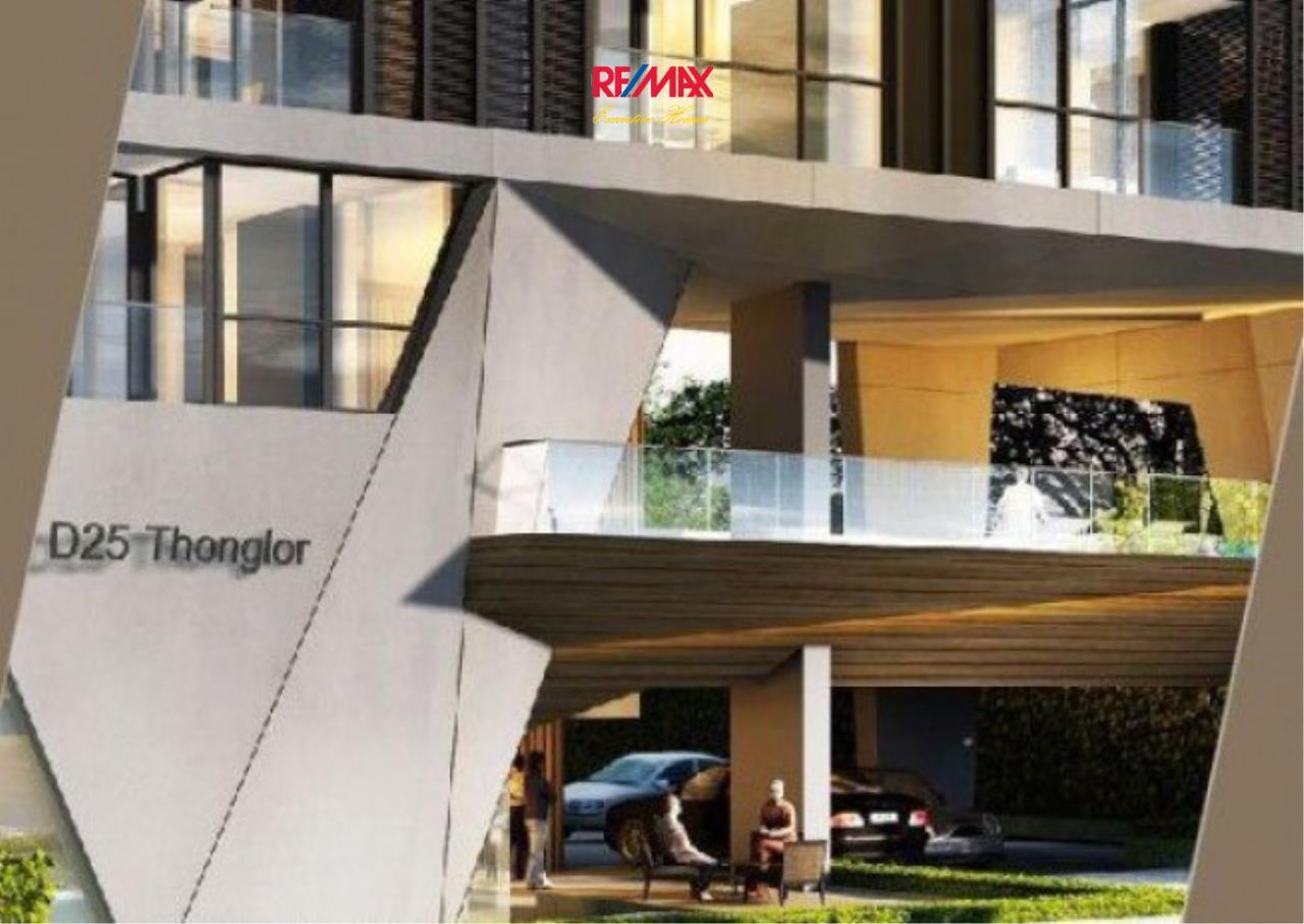 RE/MAX Executive Homes Agency's COZY 1 BEDROOM FOR SALE D25 THONGLOR 5