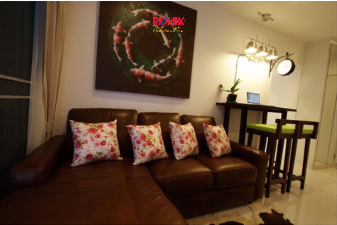 RE/MAX Executive Homes Agency's Nice 2 Bedroom for Rent A Space Asoke Ratchada 1