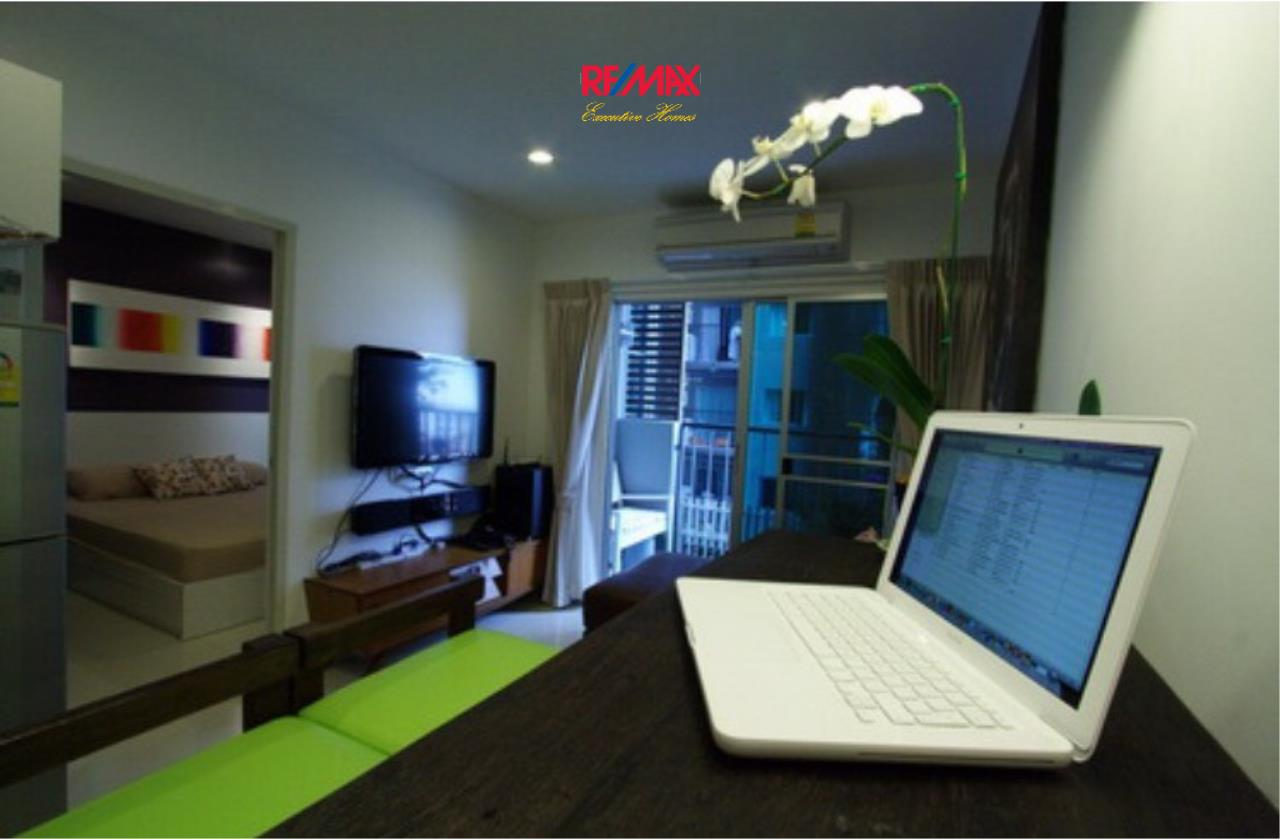 RE/MAX Executive Homes Agency's Nice 2 Bedroom for Rent A Space Asoke Ratchada 5