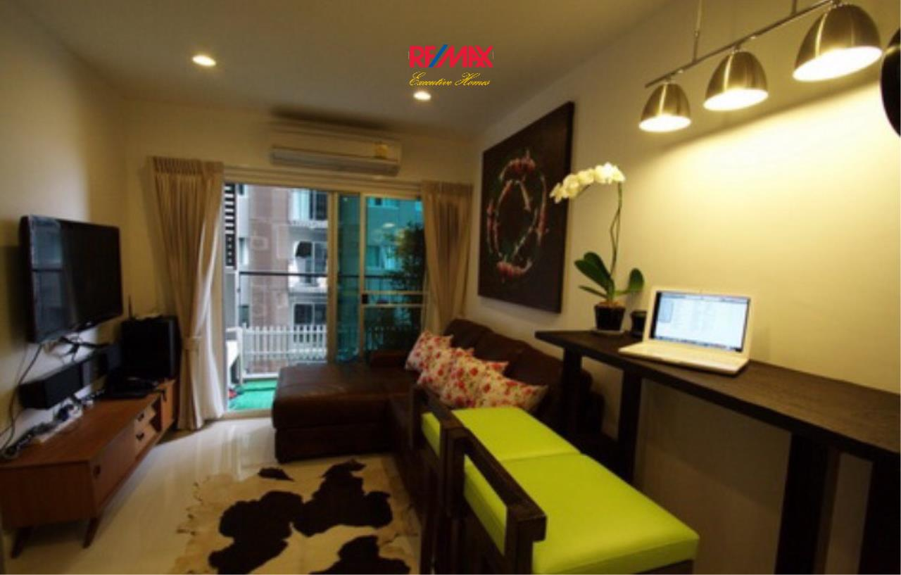 RE/MAX Executive Homes Agency's Nice 2 Bedroom for Rent A Space Asoke Ratchada 2