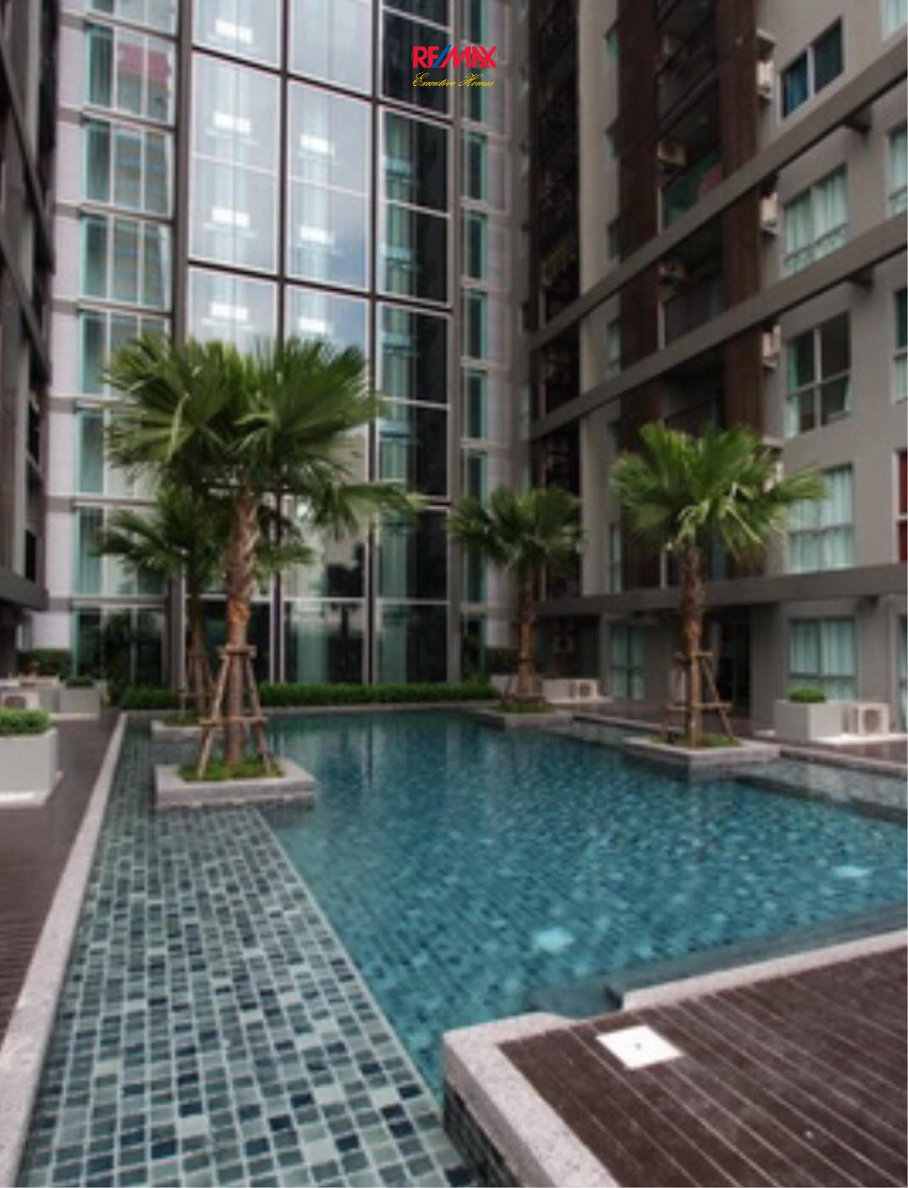 RE/MAX Executive Homes Agency's Nice 2 Bedroom for Rent A Space Asoke Ratchada 7