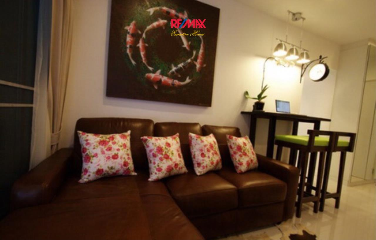 RE/MAX Executive Homes Agency's Nice 2 Bedroom for Rent A Space Asoke Ratchada 3