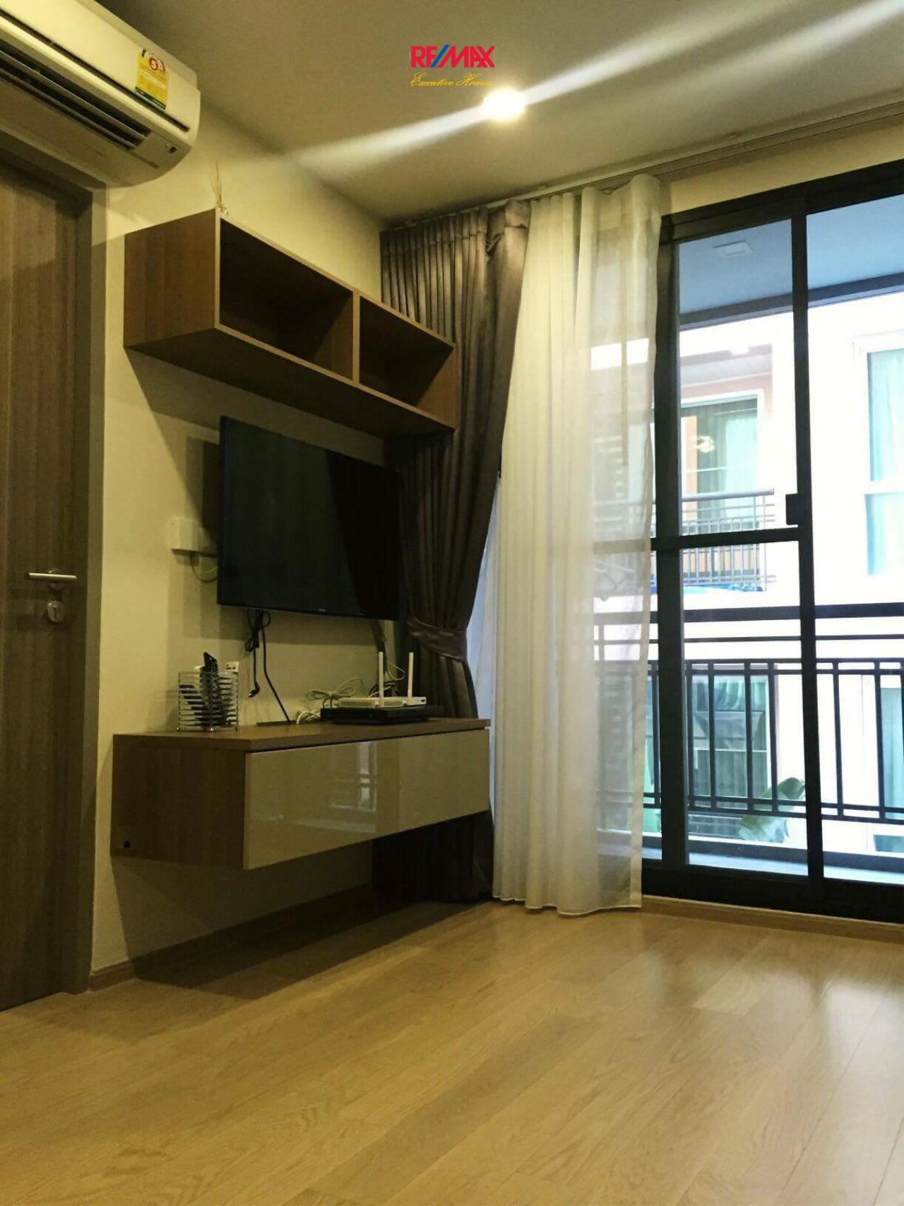 RE/MAX Executive Homes Agency's NICE 1 BEDROOM FOR RENT ART @ THONGLOR 1
