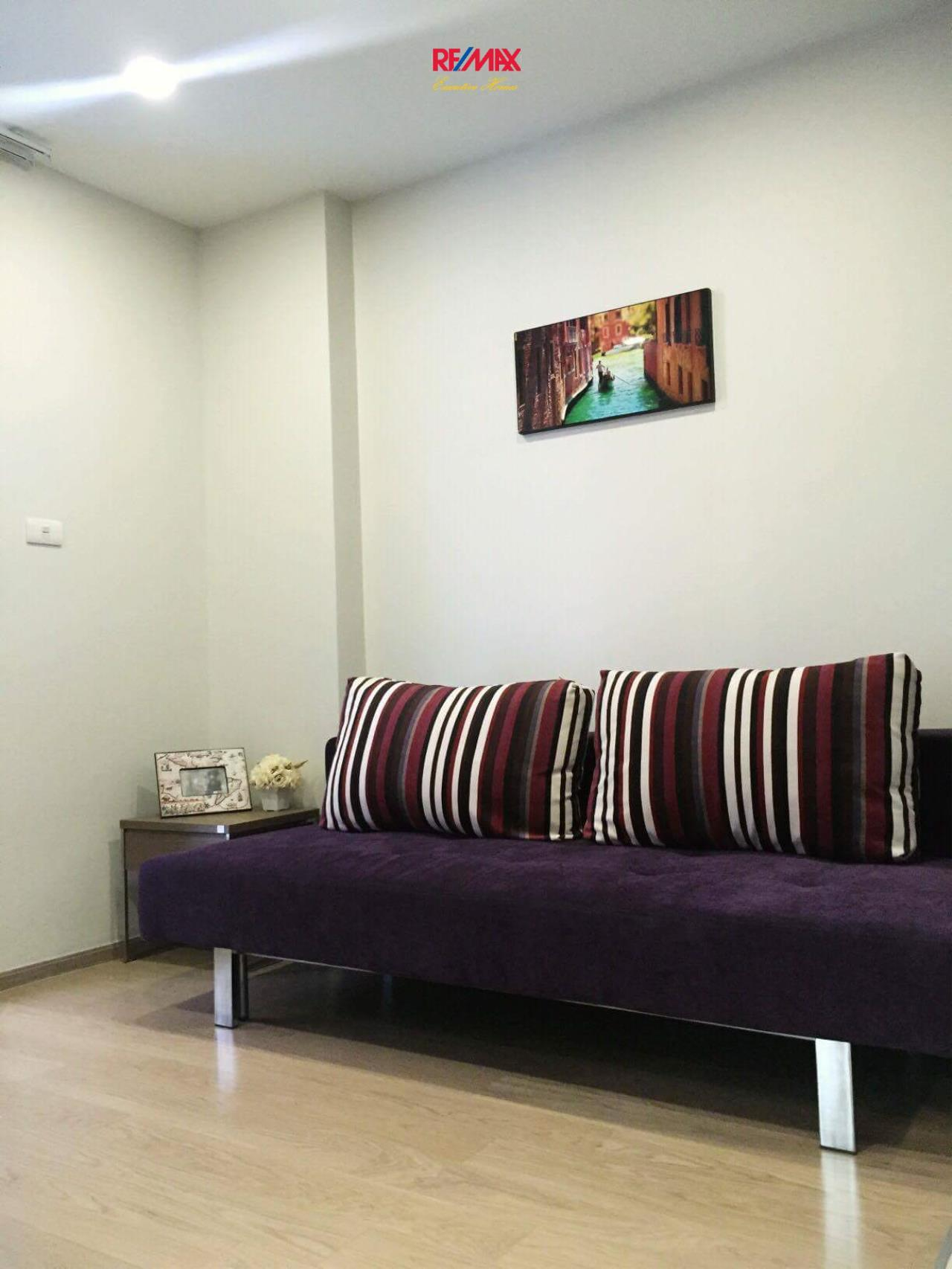 RE/MAX Executive Homes Agency's NICE 1 BEDROOM FOR RENT ART @ THONGLOR 2