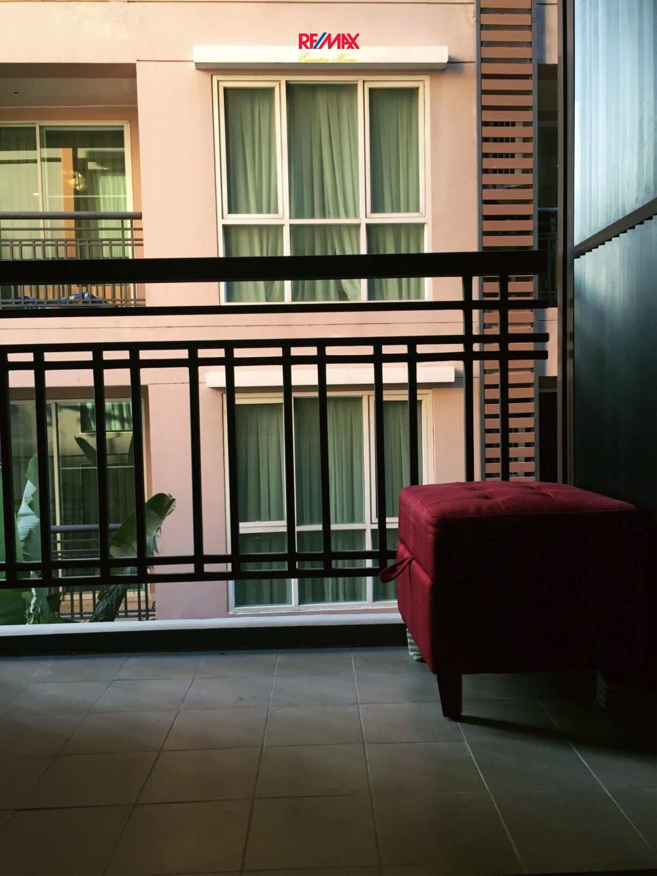 RE/MAX Executive Homes Agency's NICE 1 BEDROOM FOR RENT ART @ THONGLOR 5