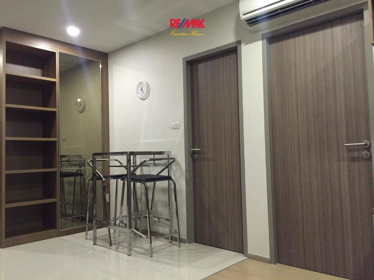RE/MAX Executive Homes Agency's NICE 1 BEDROOM FOR RENT ART @ THONGLOR 6