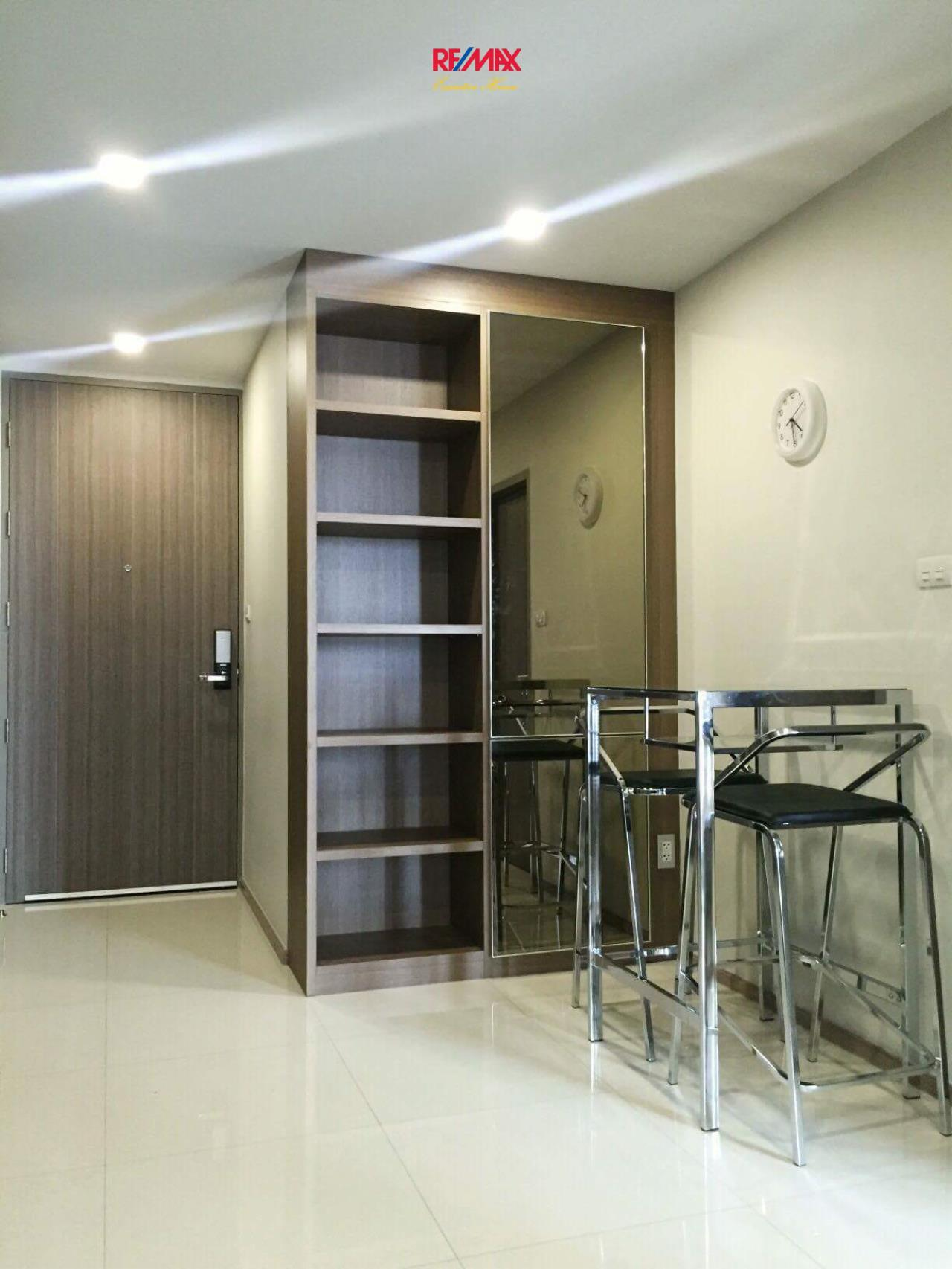 RE/MAX Executive Homes Agency's NICE 1 BEDROOM FOR RENT ART @ THONGLOR 7