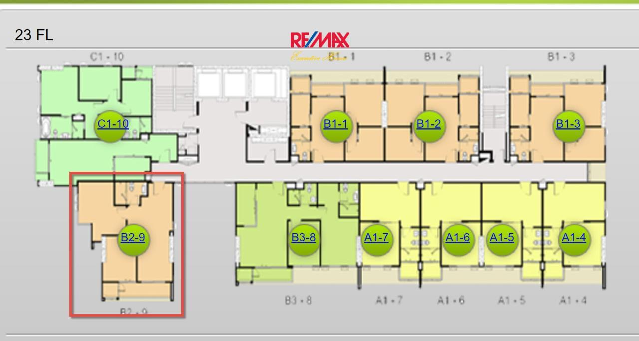 RE/MAX Executive Homes Agency's **REDUCED** 2 BEDROOM FOR SALE THE BLOOM 71- HIGH FLOOR 3