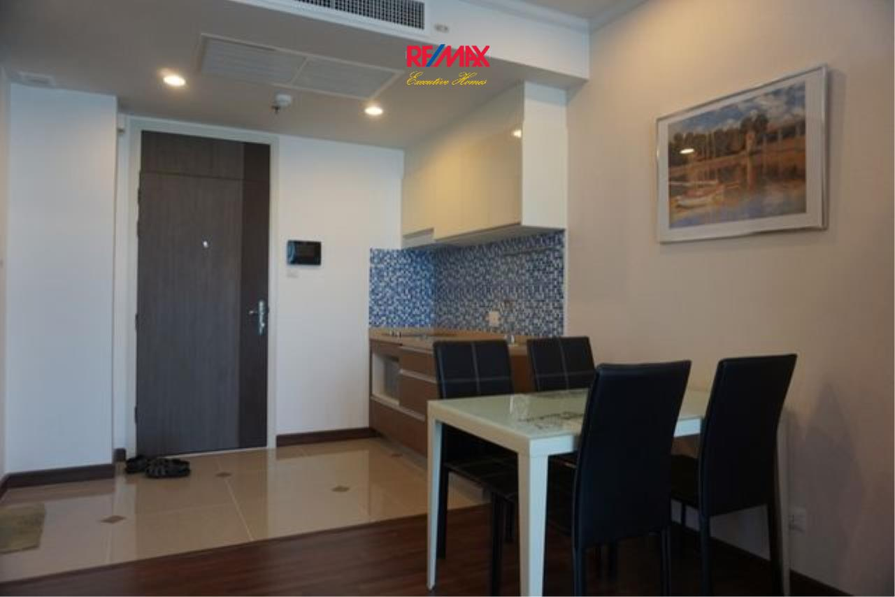 RE/MAX Executive Homes Agency's Spacious 1 Bedroom for Rent Supalai Elite 7