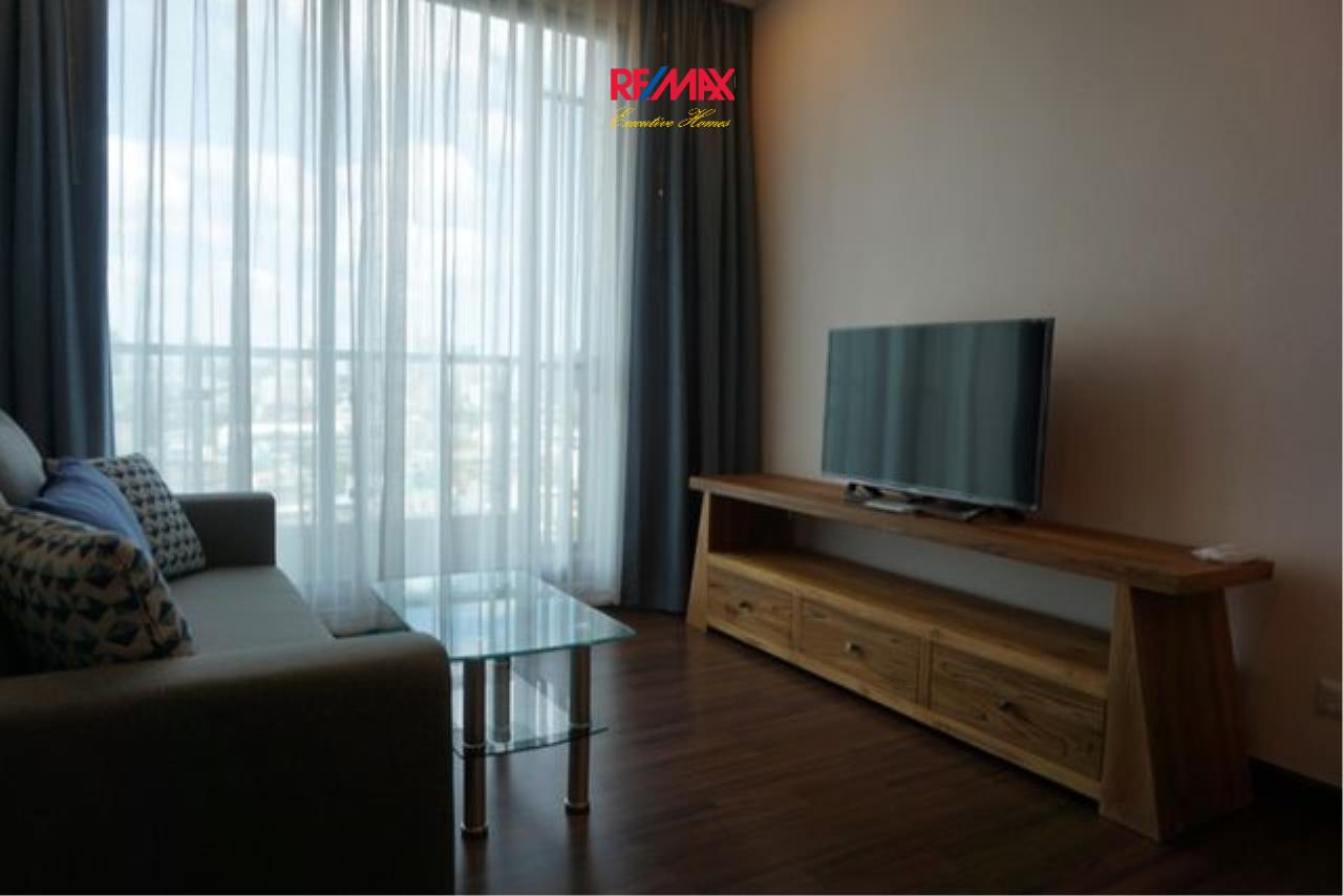 RE/MAX Executive Homes Agency's Spacious 1 Bedroom for Rent Supalai Elite 1