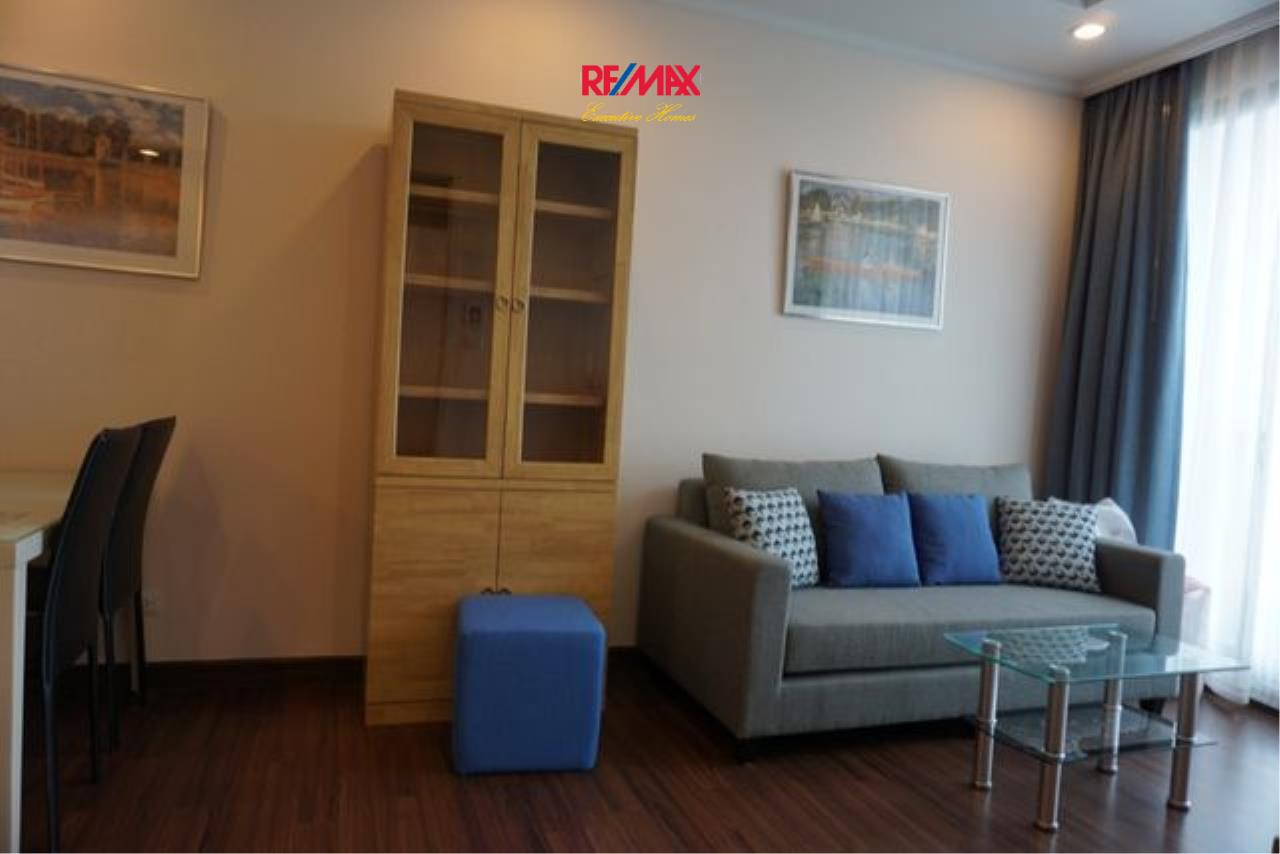 RE/MAX Executive Homes Agency's Spacious 1 Bedroom for Rent Supalai Elite 3