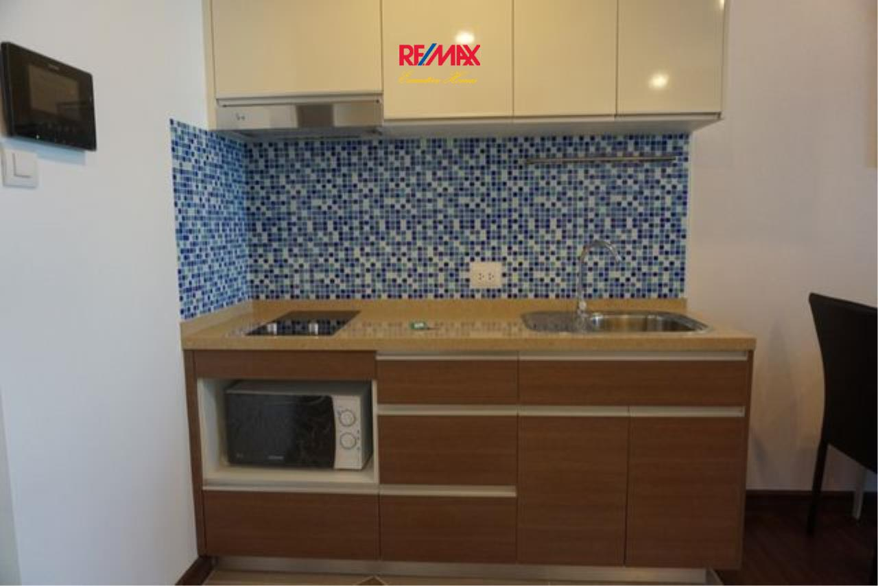 RE/MAX Executive Homes Agency's Spacious 1 Bedroom for Rent Supalai Elite 8