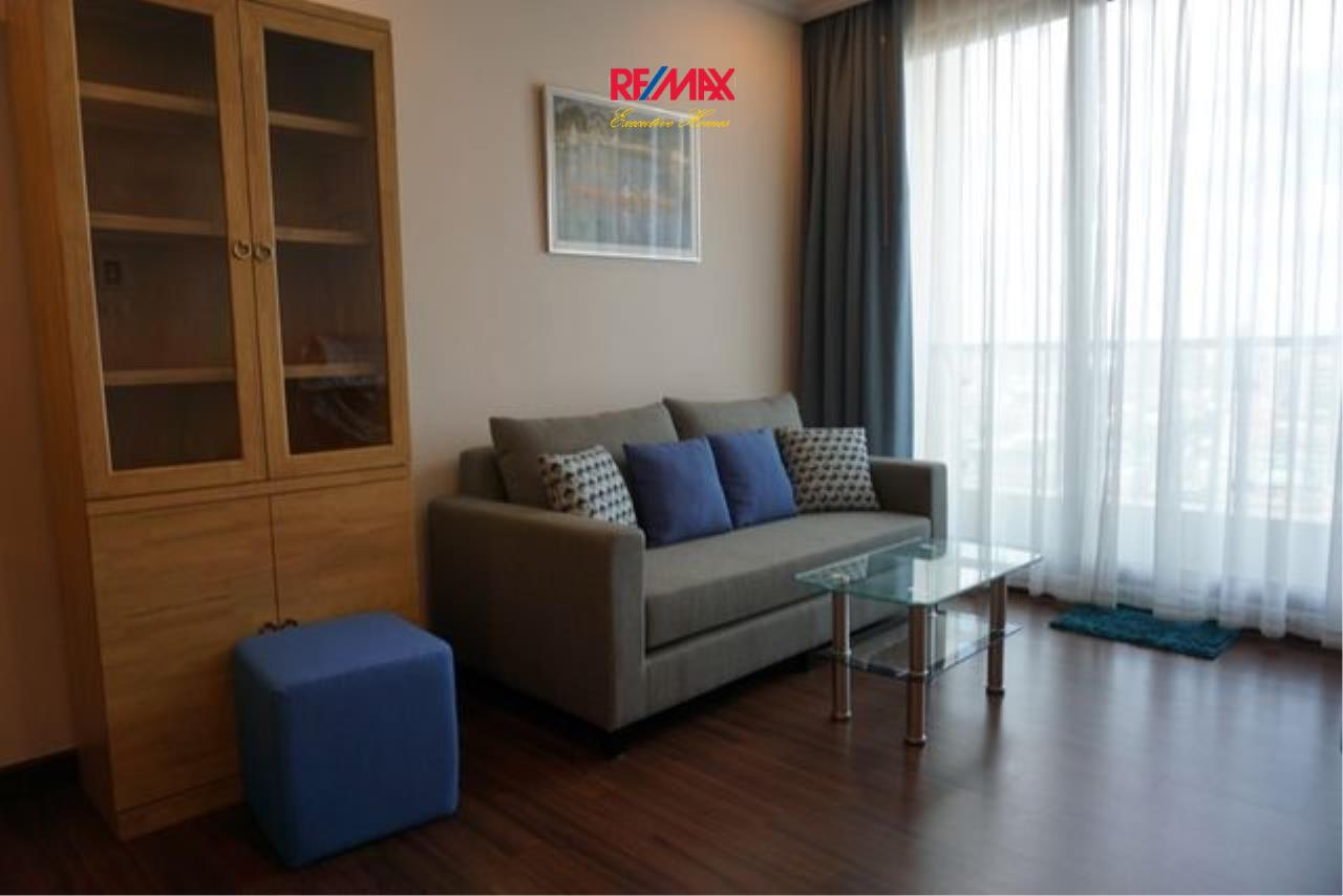 RE/MAX Executive Homes Agency's Spacious 1 Bedroom for Rent Supalai Elite 2