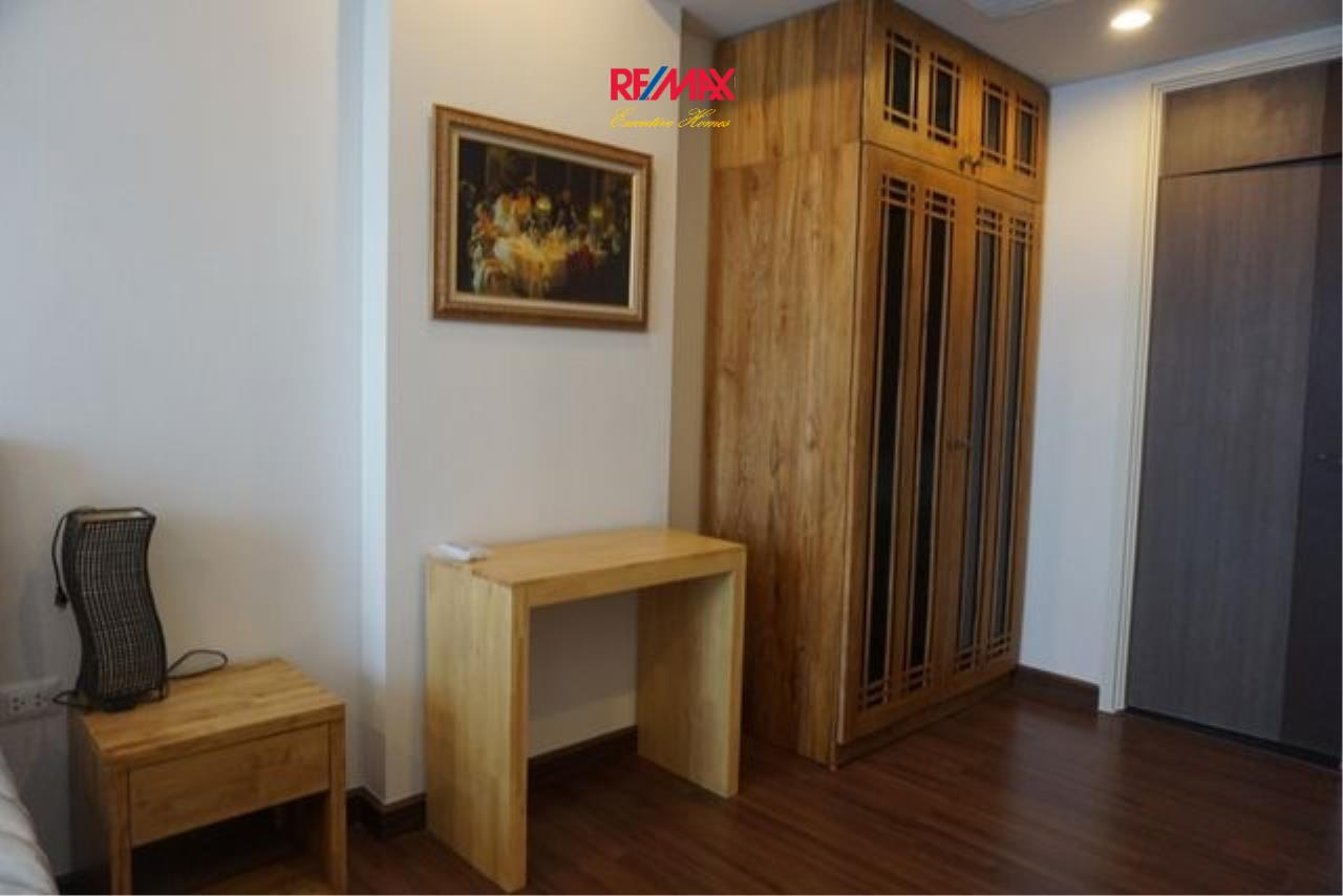 RE/MAX Executive Homes Agency's Spacious 1 Bedroom for Rent Supalai Elite 9