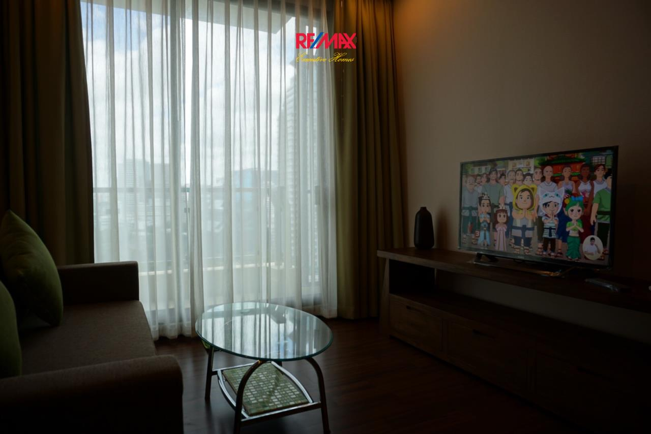 RE/MAX Executive Homes Agency's Nice 1 Bedroom for Rent Supalai Elite Sathorn 2
