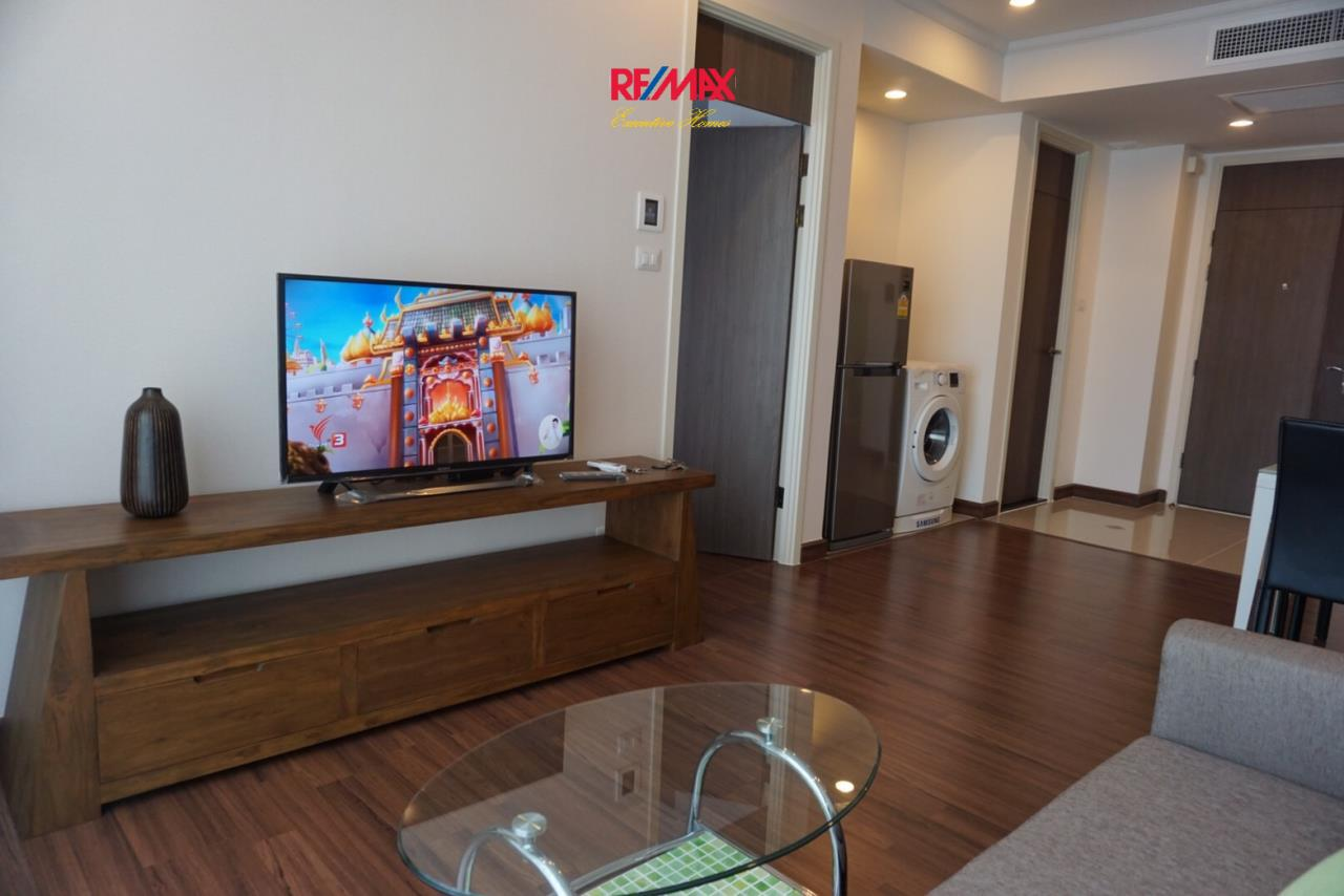 RE/MAX Executive Homes Agency's Nice 1 Bedroom for Rent Supalai Elite Sathorn 1